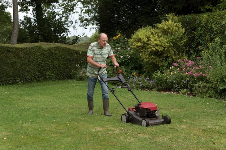 best budget cordless lawn mower