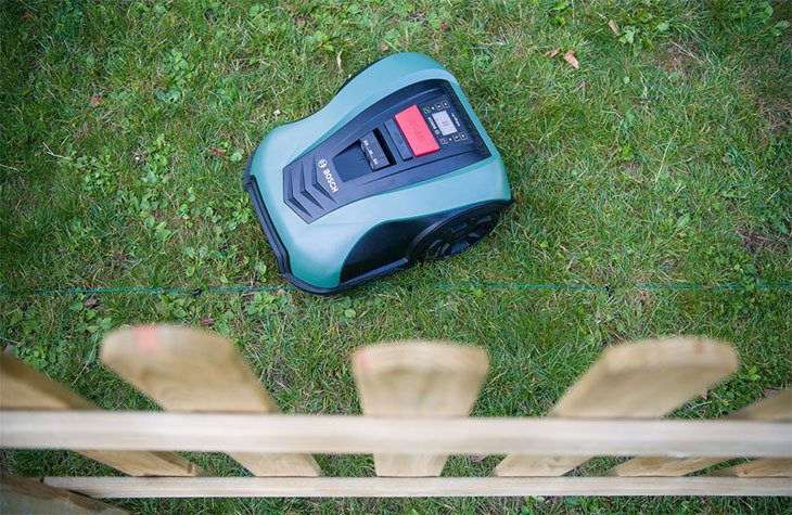 best robotic lawn mower for 5 acres