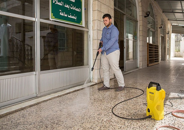 best petrol pressure washer for car