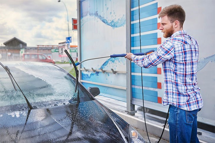 best portable pressure washer for cars