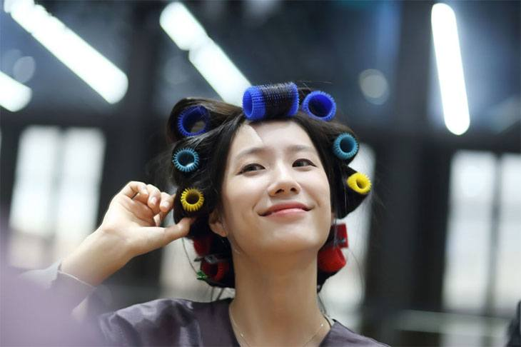 best heated rollers for short hair