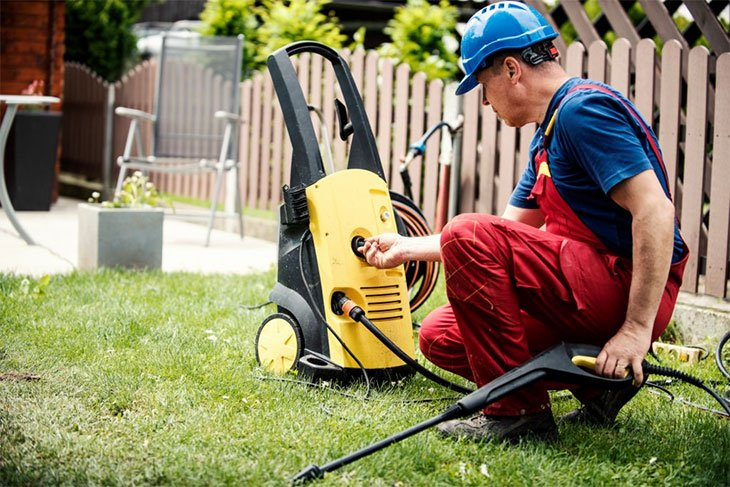 best rated cordless pressure washer