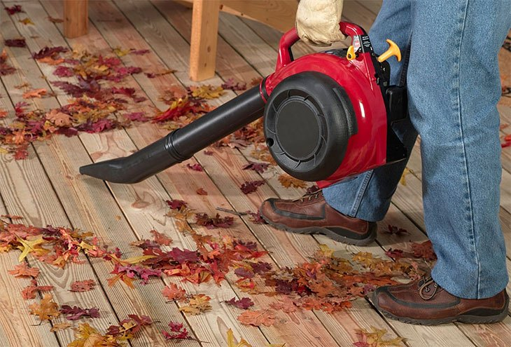 best cordless leaf blower backpack