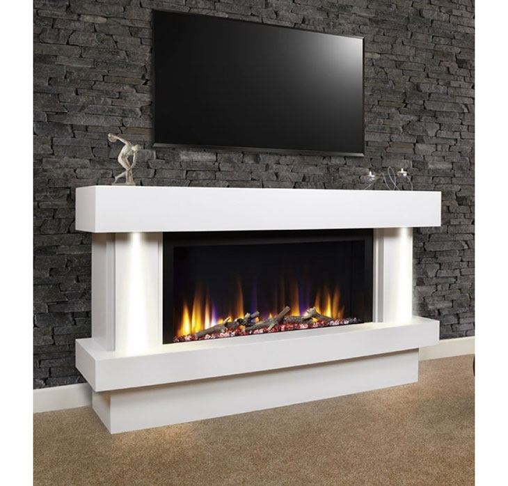 best electric fires and surrounds