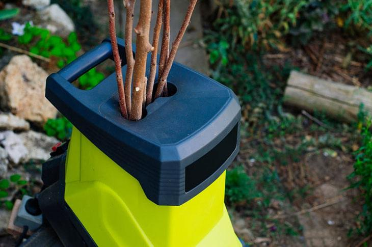 best garden shredder for leaves