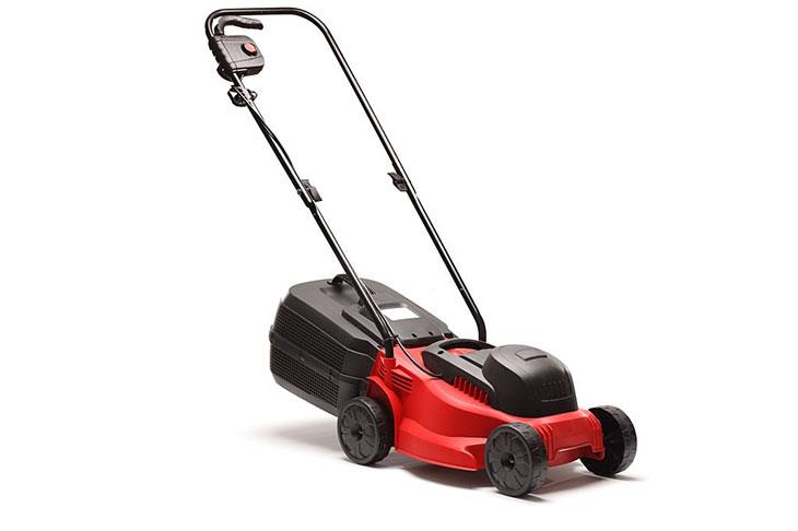 best petrol lawn mower for stripes