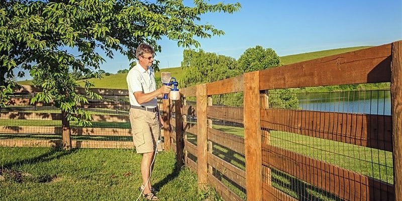 Best Fence Sprayer
